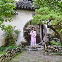 Сад Уединения (Liu Yuan)