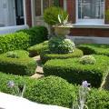 Четкая упорядоченность пространства – суть регулярного сада