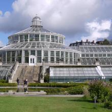 Ботанический сад Копенгаген