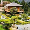 Японский сад санатория «Айвазовское»