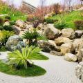 Японский сад санатория «MRIYA RESORT & SPA»