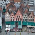 Сердце Бельгии – старинный Брюгге, получивший название Северной Венеции из-за большого количества каналов