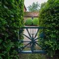 Сад Джорджа Картера. Зелёная стрела