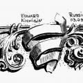 Эдуард Кичигин. Ландшафтный скетч – это просто!