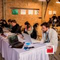 EDDE [Education Design Fabric] — выездная образовательная лаборатория 2017 «Офис будущего smart office»
